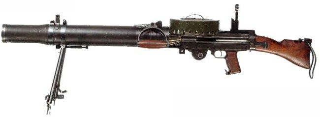 Лучший для своего времени - пулемет льюиса