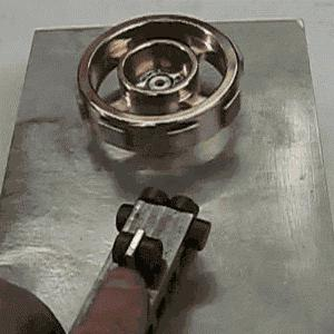 Магнитный двигатель: миф или реальность.