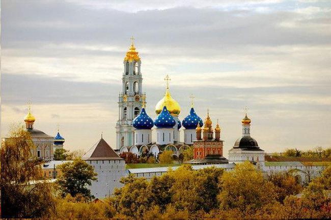 экскурсия по малому золотому кольцу россии