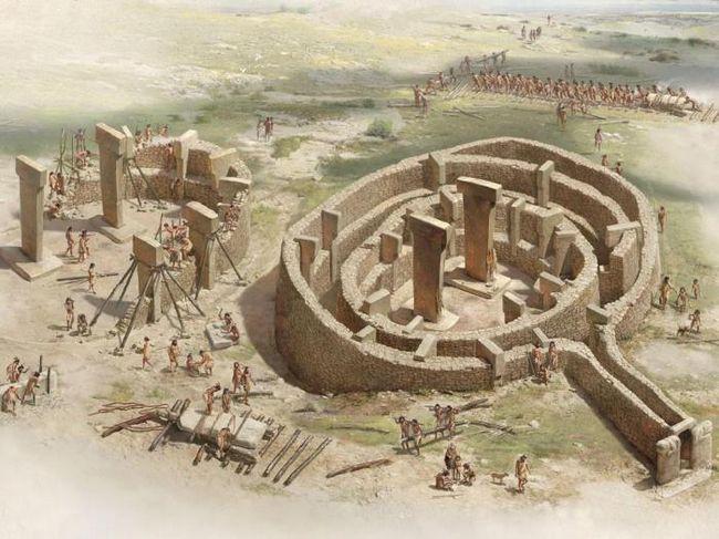 Малоизвестные чудеса древнего мира