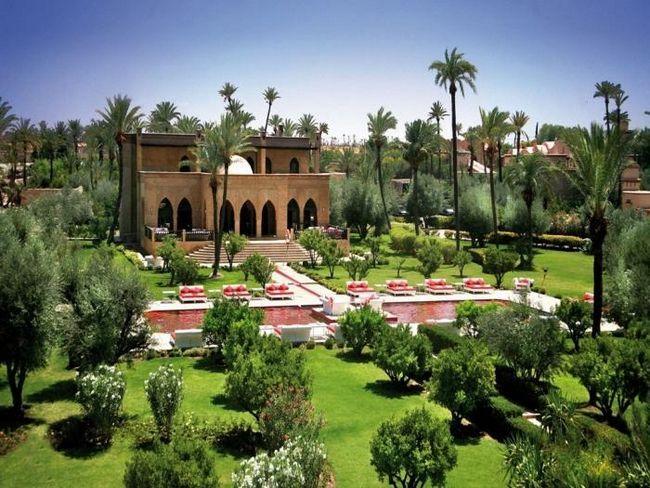 марокко курорты