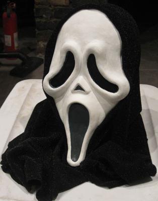 маска крика
