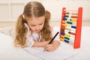 Математика для дошкольника: обучение первоначальным знаниям