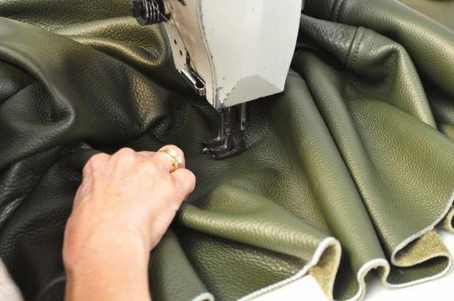 пошив мягкой мебели