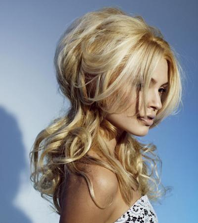 цвет волос русый с мелированием