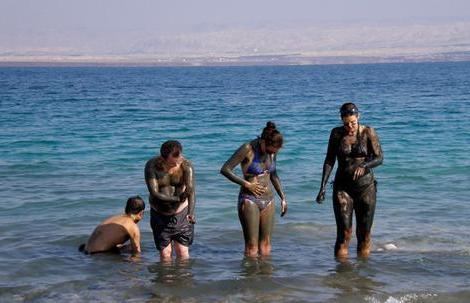 мертвое море лечение