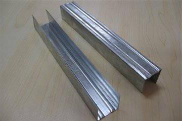 уголок металлический размеры