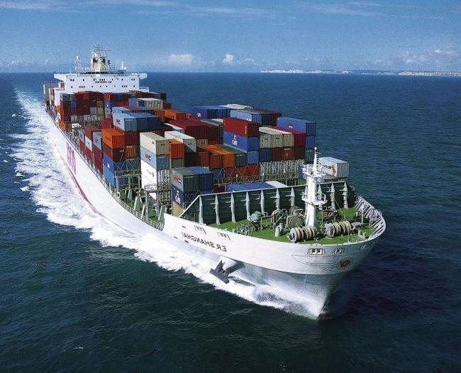 Международные морские перевозки и нормы права