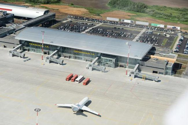Аэропорт Казань: международные рейсы