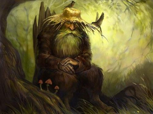 Мифические существа древних славян