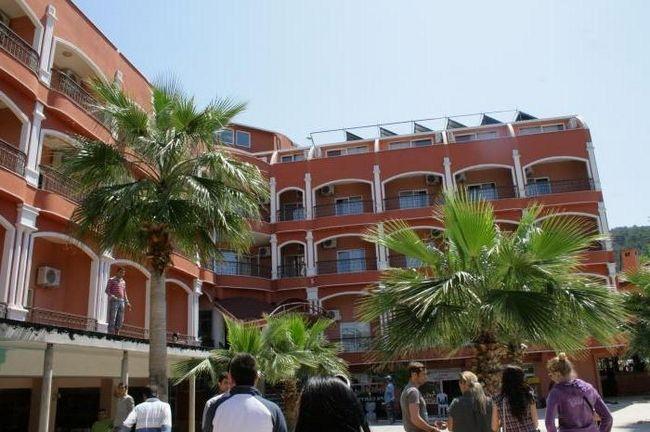 Millennium palace hotel - райский отдых в бельдиби