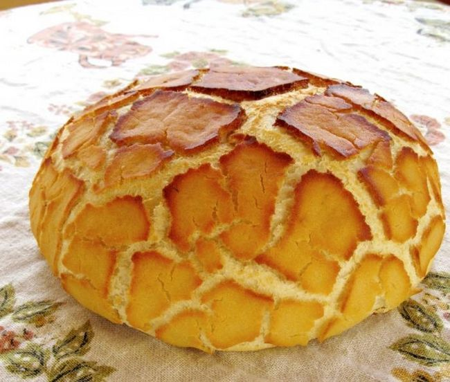 хлеб в мультиварке Поларис 0517