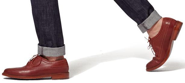 Модная летняя обувь для мужчин