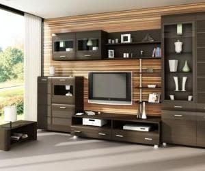 Модульные системы для гостиной - мебель xxi века