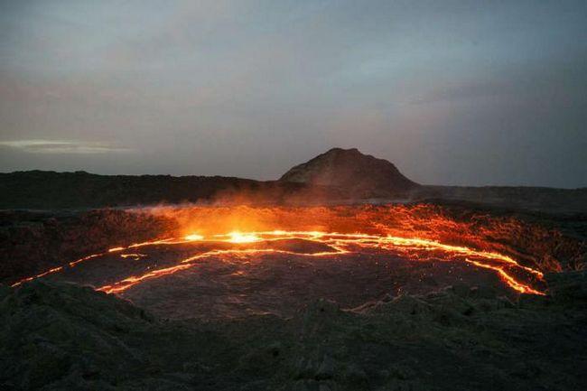Могут ли в наше время зарождаться вулканы?