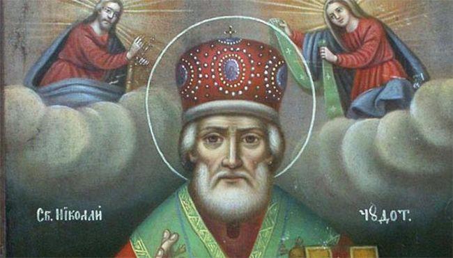 молитва Николаю Чудотворцу угоднику