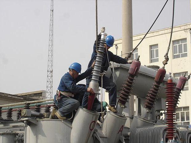 монтаж оборудования трансформаторных подстанций