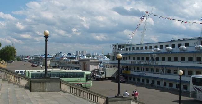 Московский северный речной вокзал
