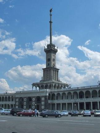 Северный речной вокзал (Москва)