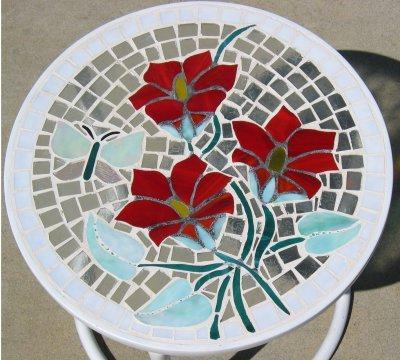 Мозаика из стекла в домашнем интерьере