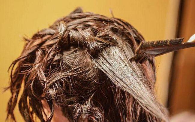 Можно ли красить хной крашеные волосы