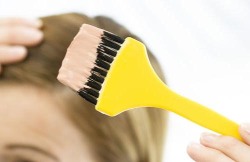 какой краской красить волосы
