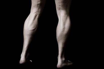 задняя группа мышц голени