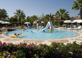 отдых с детьми в Турции отели