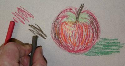 Начинающему художнику: как рисовать пастелью