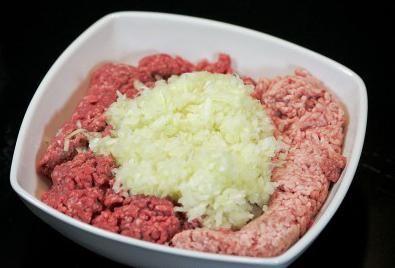 начинка для пельменей из мяса