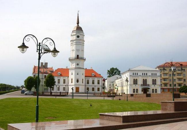 Население Могилева