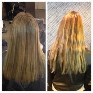 золотой шелк для роста волос
