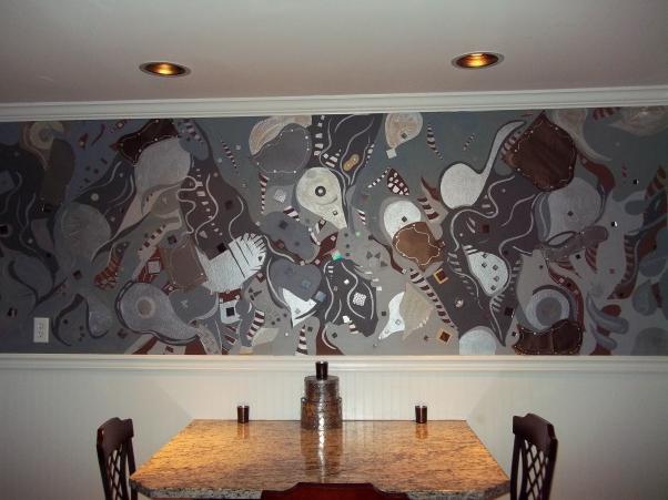 Панно декоративное для кухни