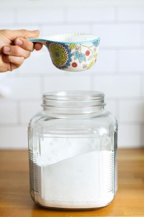 перкарбонат натрия в стиральном порошке