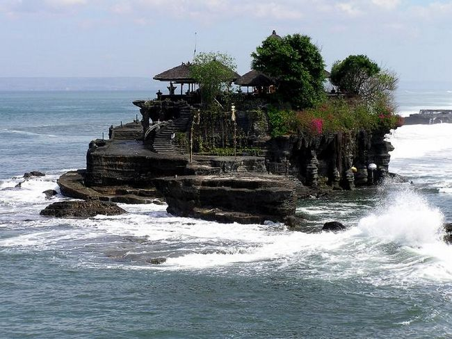 Неповторимсть и притягательность острова бали