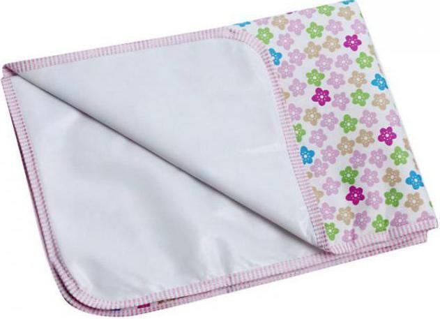 непромокаемые пеленки для детей