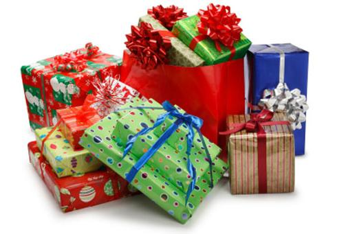 Несколько идей, как упаковать подарки