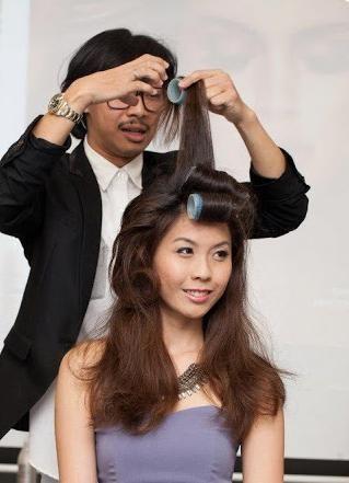 придать объем волосам у корней