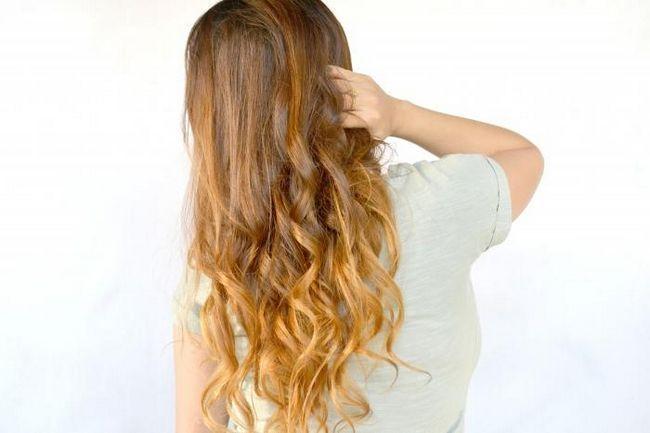 как сделать в домашних условиях волнистые волосы
