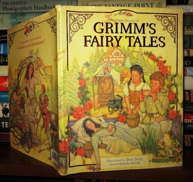 Неужели сказки братьев гримм слишком замысловаты для детей?