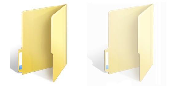 Невидимые папки – это нормально?