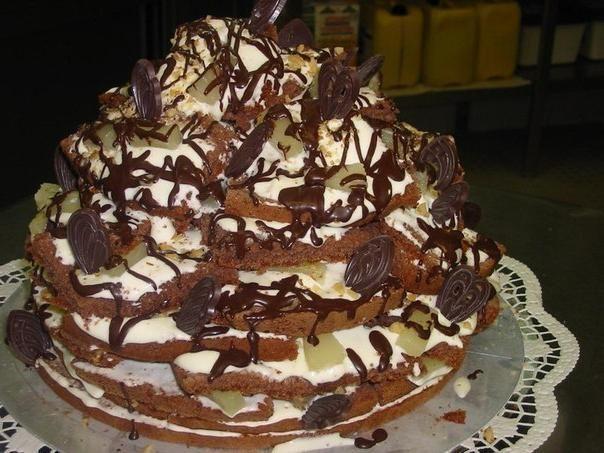 торт панчо рецепт с фото