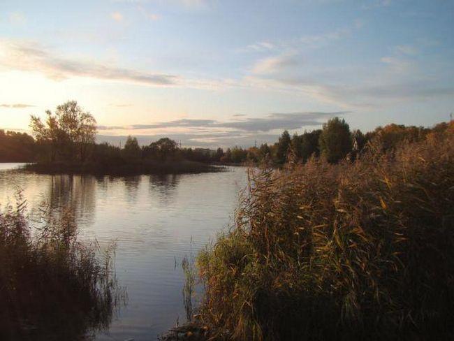 нижний новгород озеро светлоярское