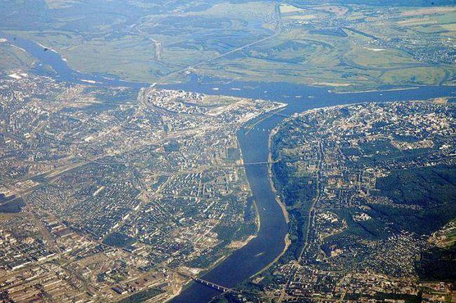 река в нижнем новгороде