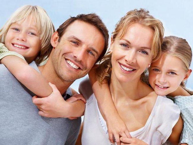 5 правил семьи