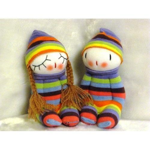 куклы своими руками из носков