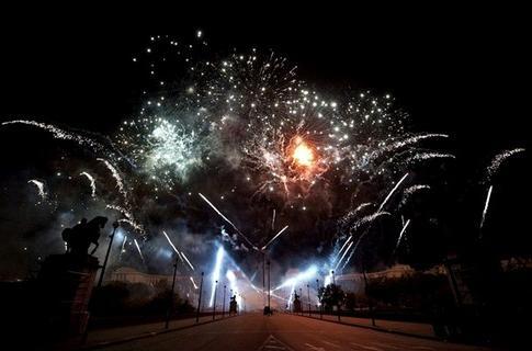 где отпраздновать новый год