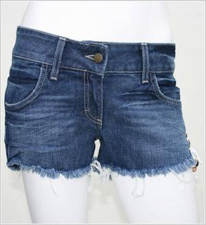 Обновляем летний гардероб: делаем шорты из старых джинс