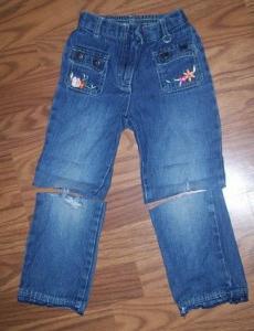 шорты из джинс своими руками