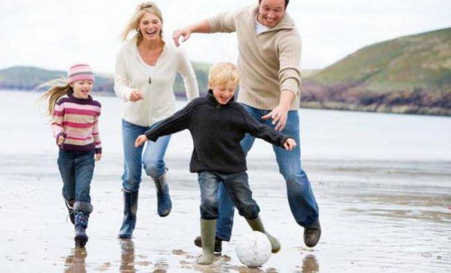 общие цели и интересы семьи